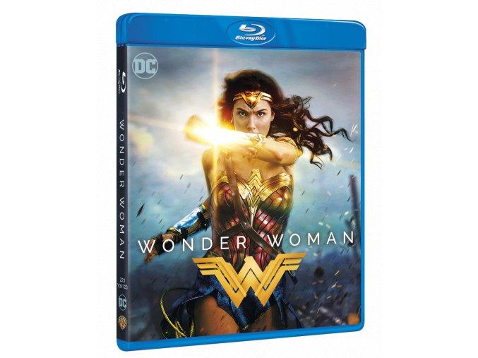 Wonder Woman (Blu-ray)