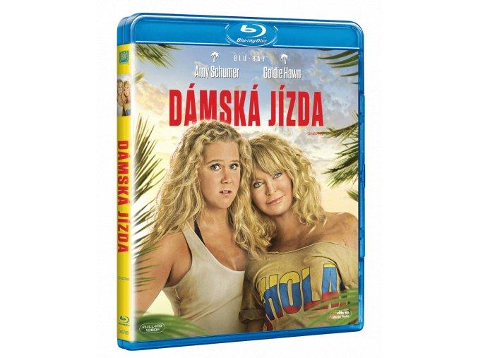 Dámská jízda (Blu-ray)