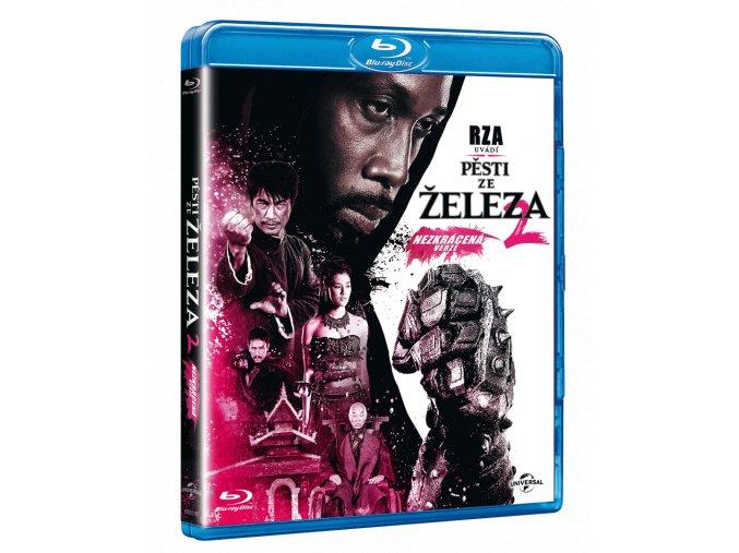 Pěsti ze železa 2 (Blu-ray)