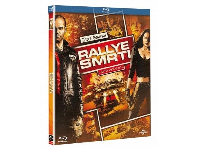 Rallye smrti (Blu-ray)