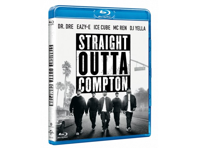 Straight Outta Compton (Blu-ray)
