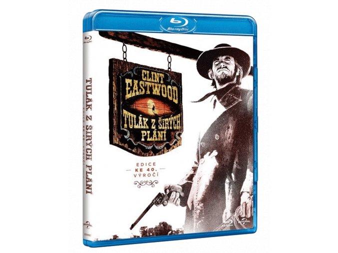 Tulák z širých plání (Blu-ray)