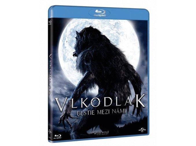 Vlkodlak: Bestie mezi námi (Blu-ray)