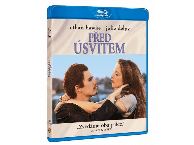 Před úsvitem (Blu-ray)