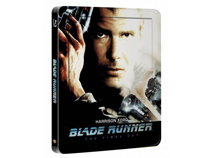 Blade Runner: The Final Cut (Blu-ray + bonusové DVD, Steelbook)
