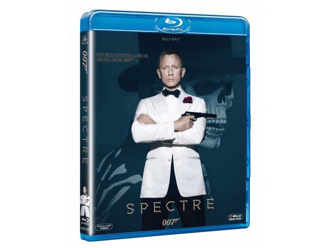 Spectre (James Bond 007, Blu-ray)