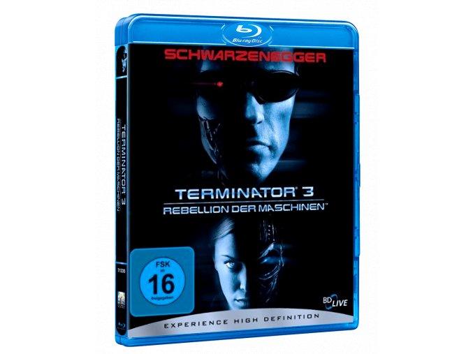 Terminátor 3: Vzpoura strojů (Blu-ray)