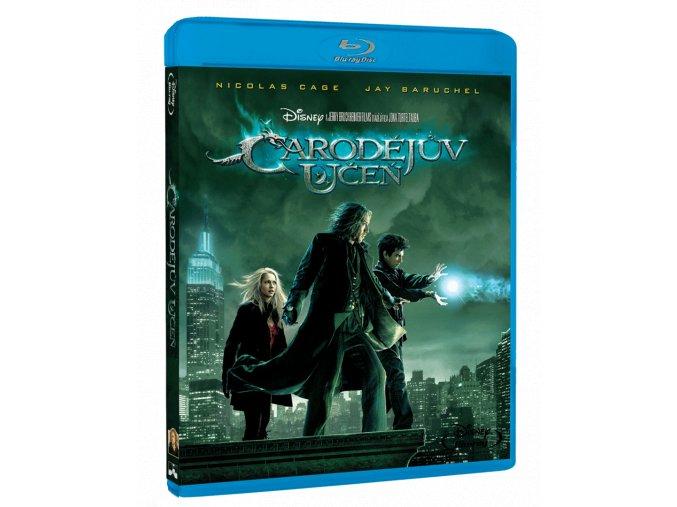 Čarodějův učeň (Blu-ray)