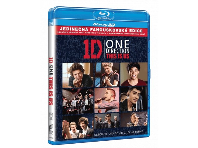 One Direction: This is Us  (Prodloužená a původní verze, 3D)