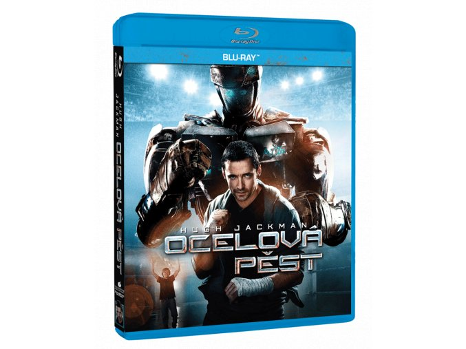Ocelová pěst (Blu-ray)