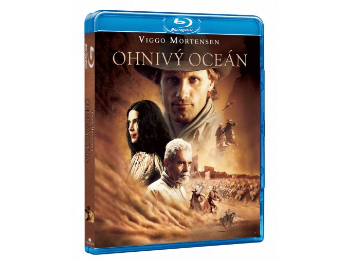 Ohnivý oceán (Blu-ray)