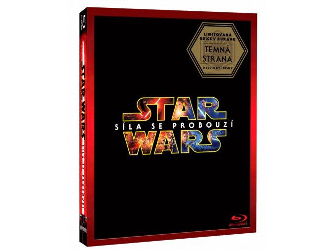 Star Wars: Síla se probouzí  (Temná strana Síly)