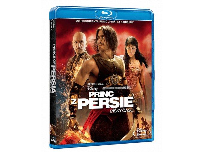 Princ z Persie: Písky času (Blu-ray)