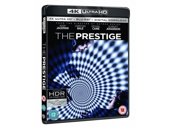 Dokonalý trik (4k Ultra HD Blu-ray + Blu-ray)