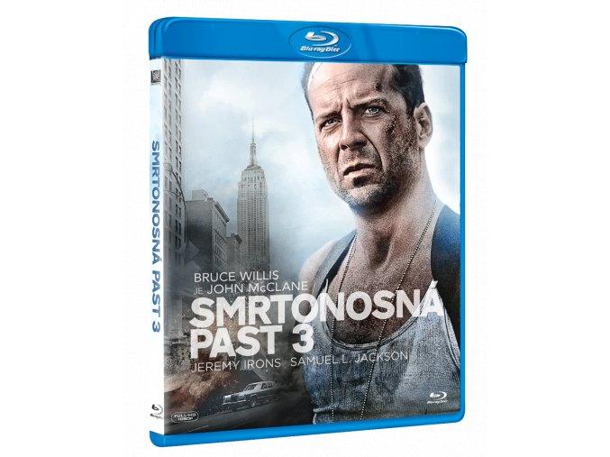 Smrtonosná past 3 (Blu-ray)