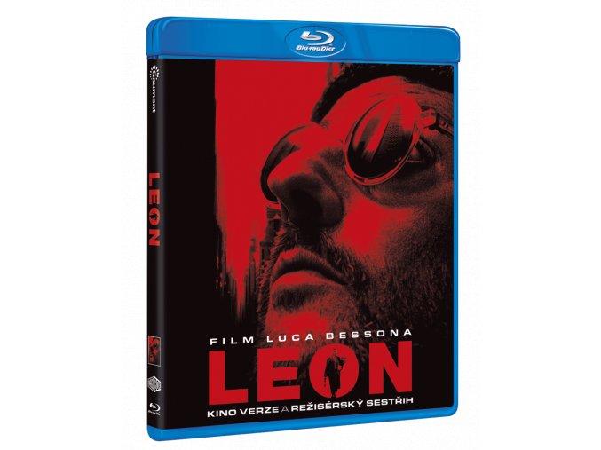 Leon (Blu-ray, Režisérská verze i kinosestřih)