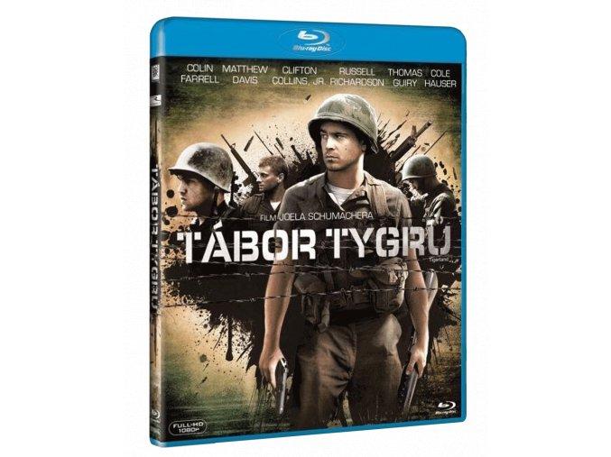 Tábor tygrů (Blu-ray)