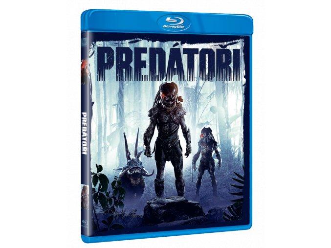 Predátoři (Blu-ray)