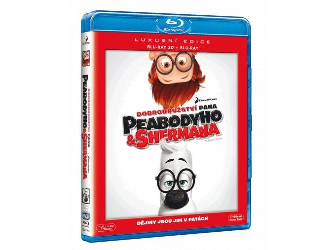 Dobrodružství pana Peabodyho a Shermana  (3D)