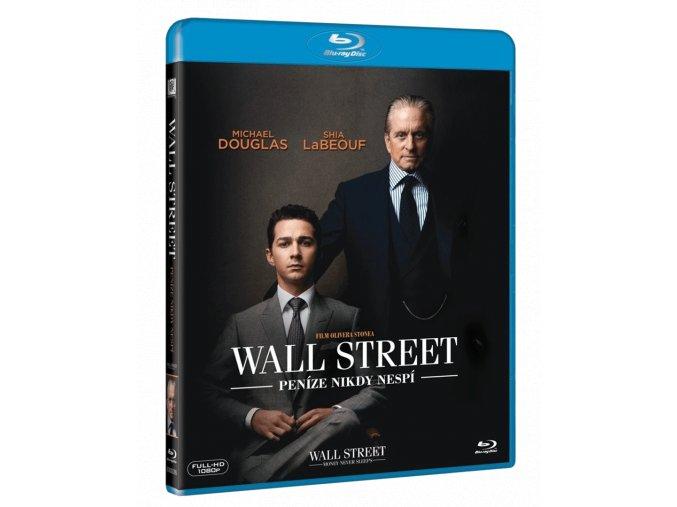 Wall Street: Peníze nikdy nespí (Blu-ray)