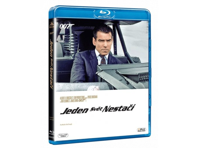 Jeden svět nestačí (Blu-ray)