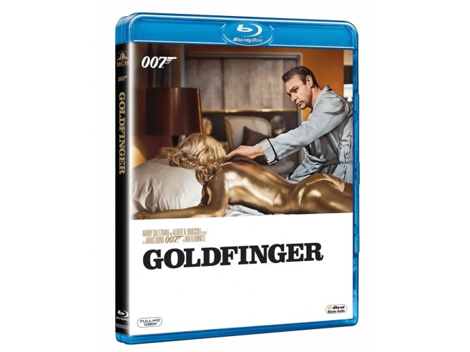 Goldfinger (Blu-ray)