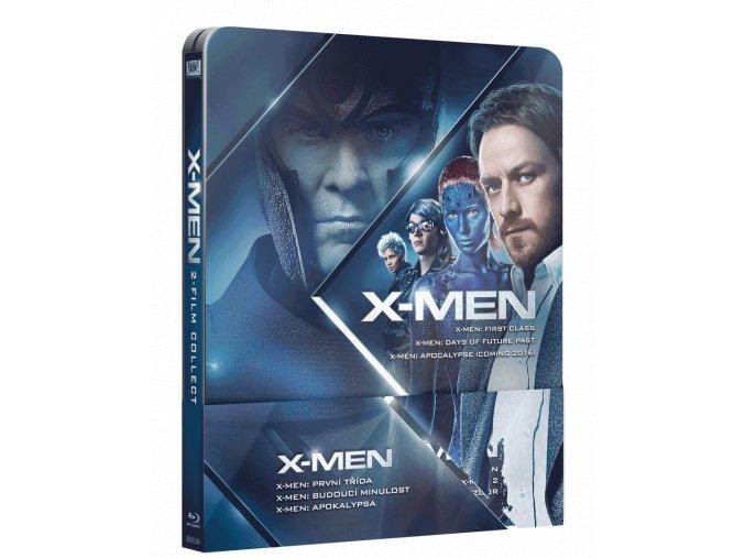 X-Men Trilogie 4-6  (Steelbook)