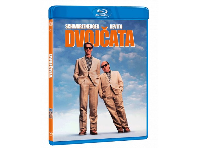 Dvojčata (Blu-ray)