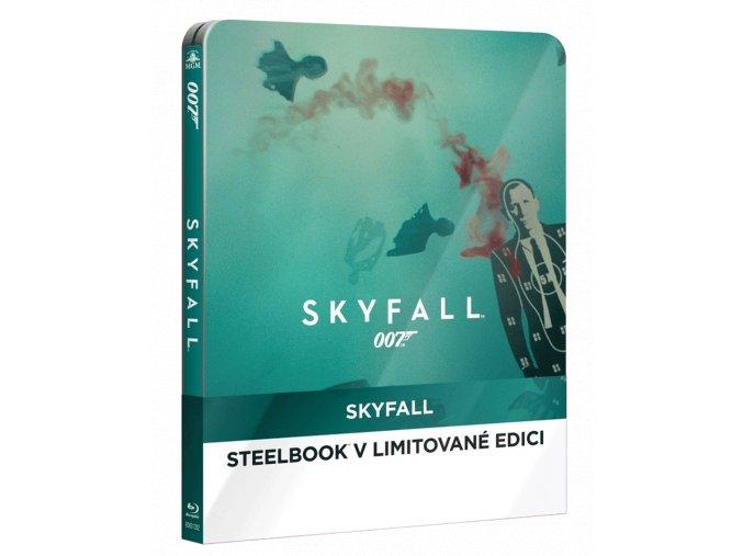 skyfall blu ray steelbook 2015