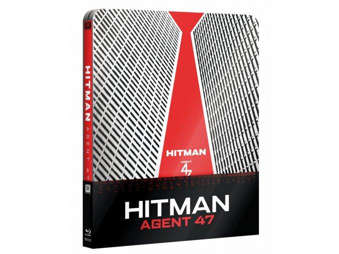 Hitman: Agent 47 (Blu-ray, Steelbook)