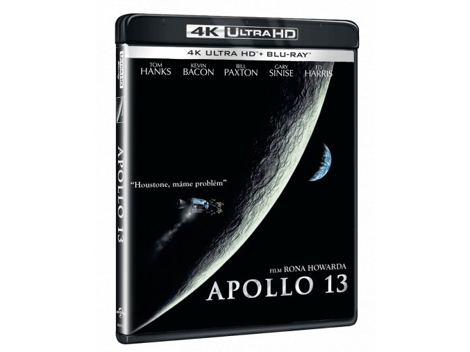 Apollo 13 (4k Ultra HD Blu-ray + Blu-ray)