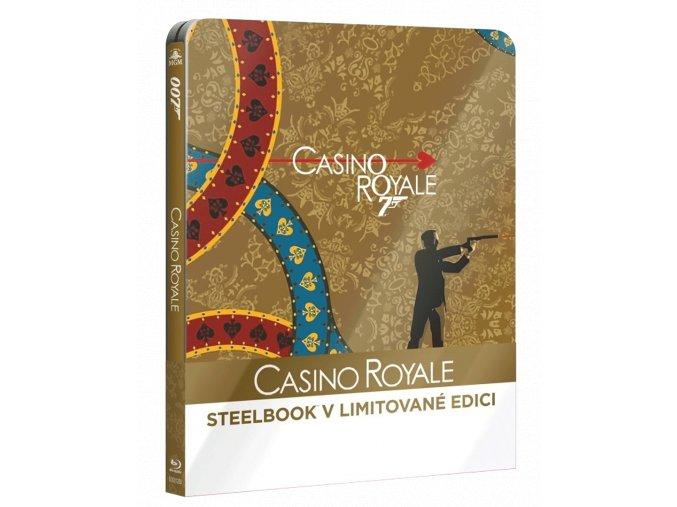 Casino Royale (Blu-ray, Steelbook)