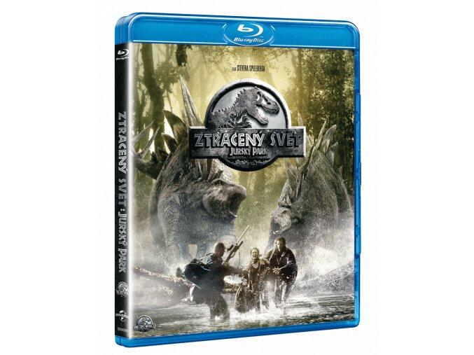 Ztracený svět: Jurský park (Blu-ray)