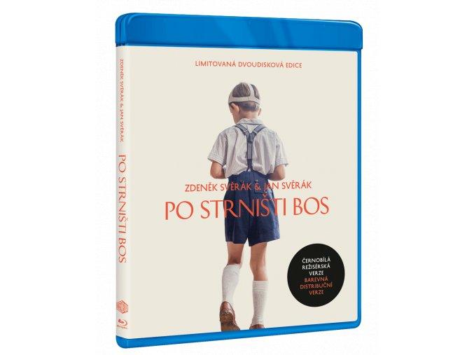 Po strništi bos (2x Blu-ray, původní i režisérská černobílá verze)