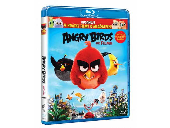 Angry Birds ve filmu  (3D)