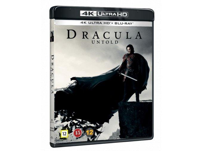 Drákula: Neznámá legenda (4k Ultra HD Blu-ray + Blu-ray, CZ pouze na UHD)