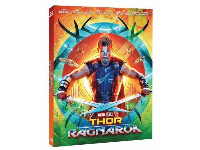 Thor: Ragnarok (Blu-ray 3D + Blu-ray)