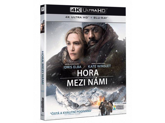 Hora mezi námi (4k Ultra HD Blu-ray + Blu-ray)