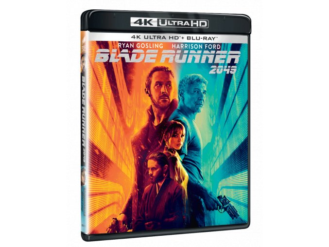 Blade Runner 2049 (4k Ultra HD Blu-ray + Blu-ray)