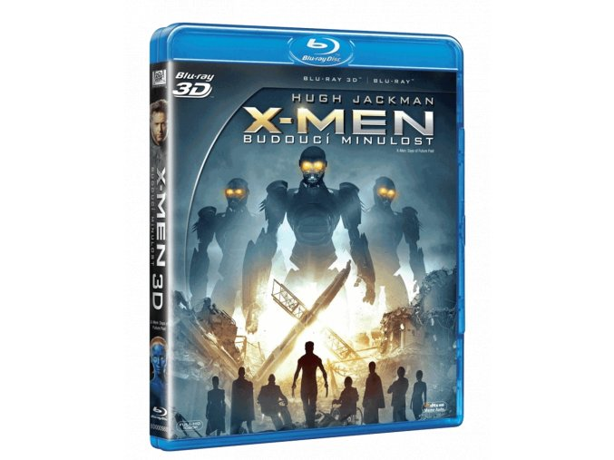 X-Men: Budoucí minulost  (3D)