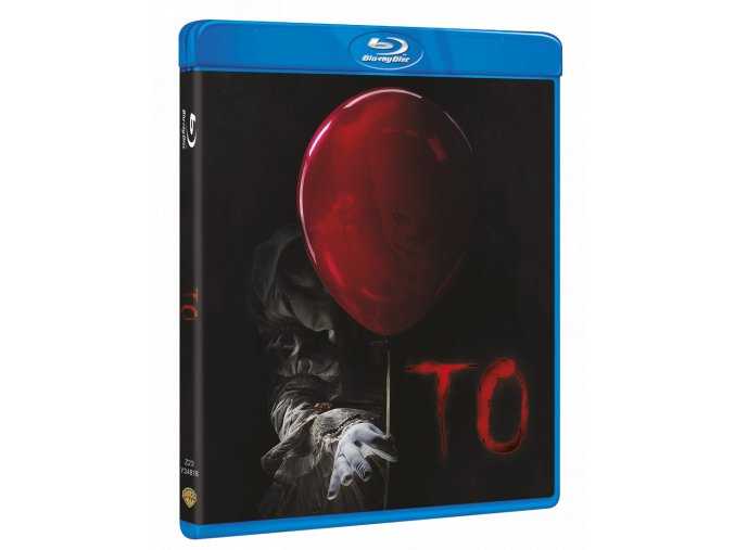 To (2017, Blu-ray)