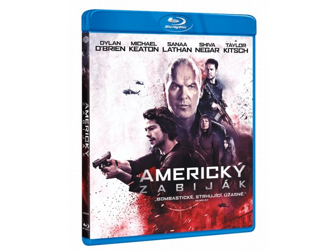 Americký zabiják (Blu-ray)