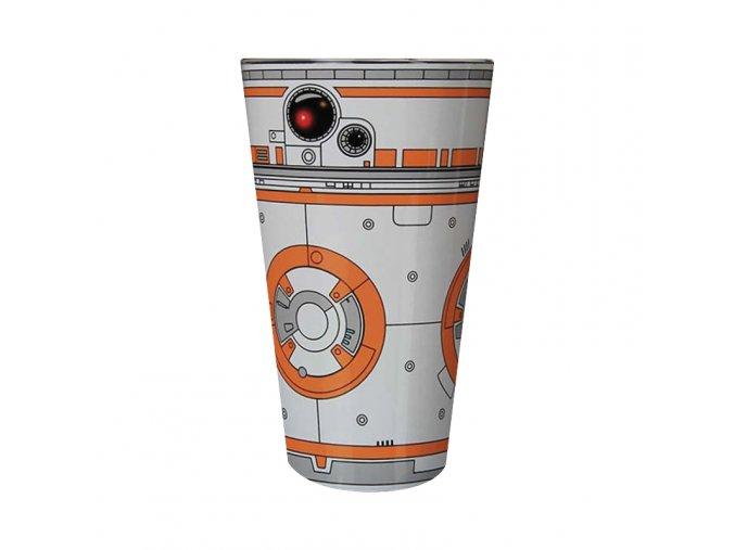 Sklenice Star Wars - BB8 (400 ml)