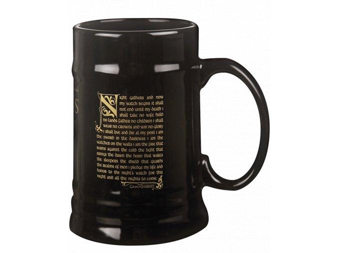 Korbel Game of Thrones (Noční hlídka, 595 ml)