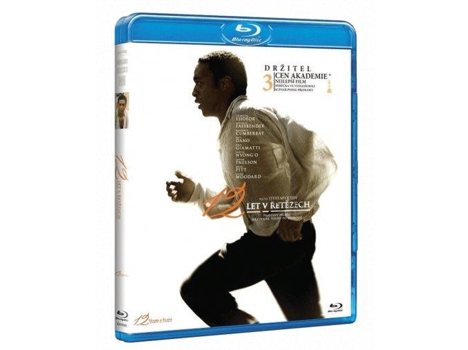 12 let v řetězech (Blu-ray)