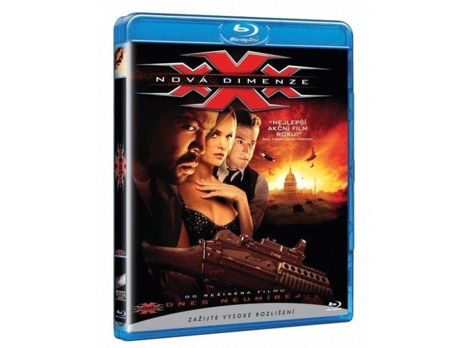 xXx: Nová dimenze (Blu-ray)