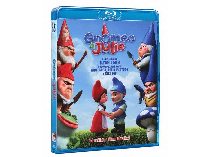 Gnomeo a Julie (Blu-ray)