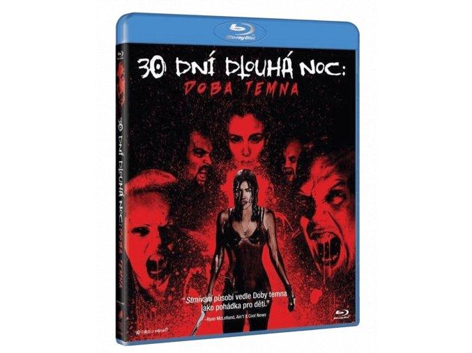 30 dní dlouhá noc: Doba temna (Blu-ray)