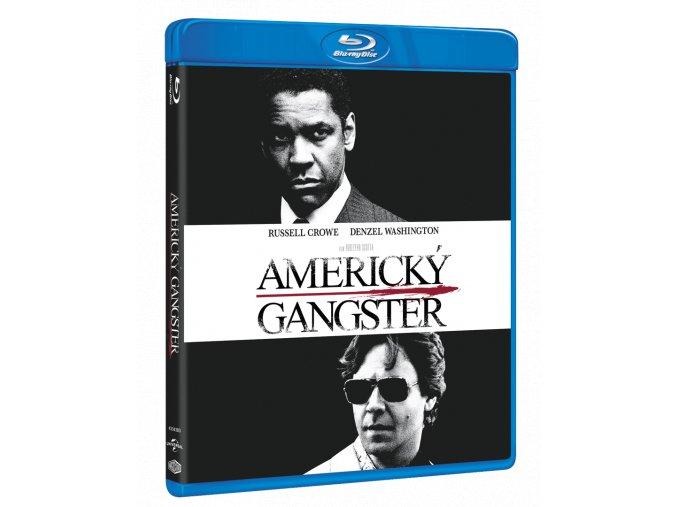 Americký gangster (Blu-ray)