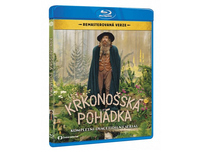 Krkonošská pohádka (Blu-ray)